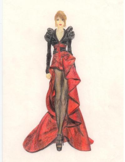 Modezeichnung